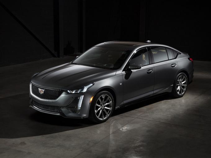 凯迪拉克全新轿车CT5下月16日发布 年底国产上市-图1