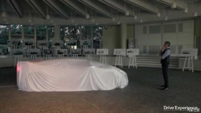 8月16日首发 布加迪发布新车型预告图