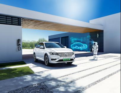 14.89万元 上汽大众首款纯电动车型朗逸纯电上市