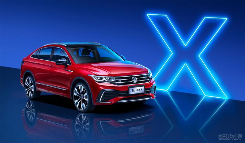 上汽大众途观X或11月7日上市 预售24.6-30.6万元_汽车频道_中国青年网