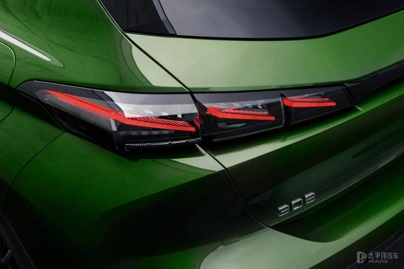 新一代标致308或2022年引入国产 搭载新品牌标识