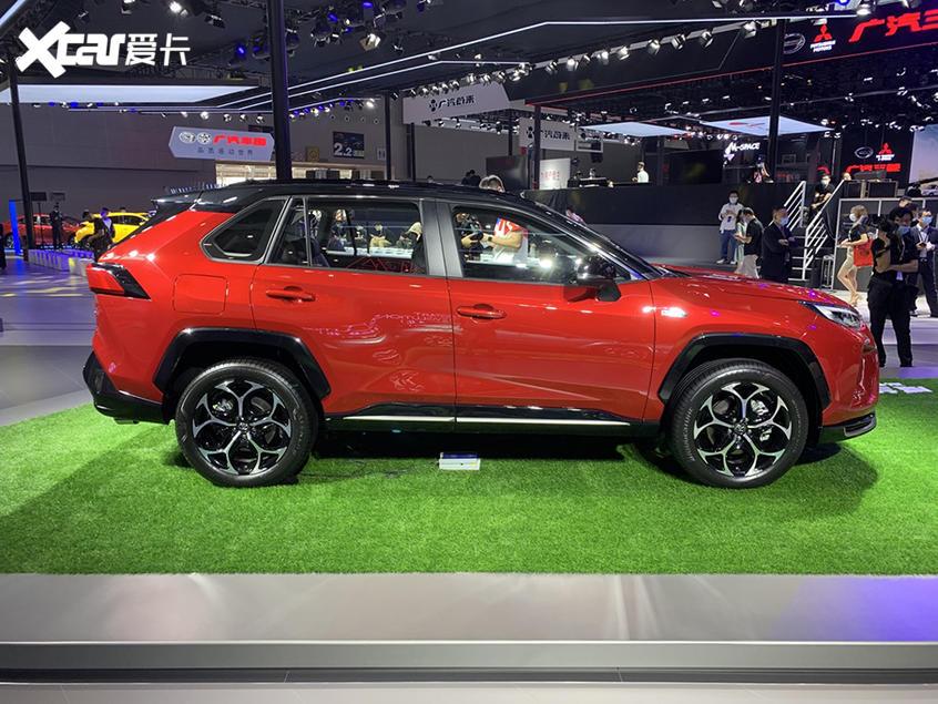 广州车展:威兰达高性能版正式首发亮相