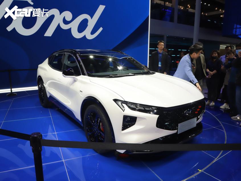 长安福特2021款EVOS