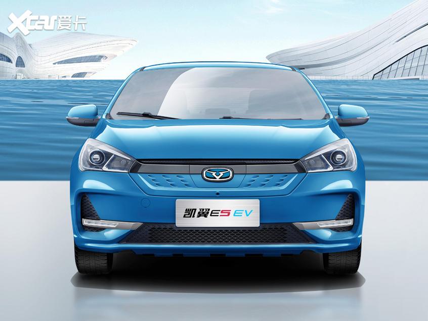 凯翼E5 EV官图曝光 将9月1日正式上市